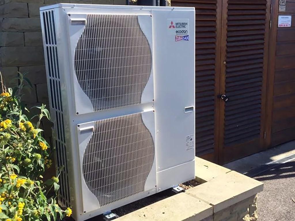 whitby Marina Heat Pump
