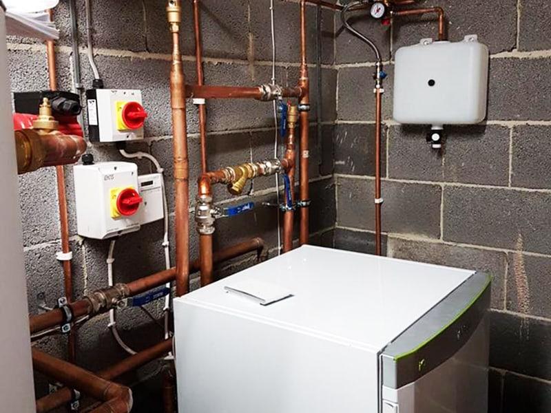 Ground Source Heat Pump Renovation 2