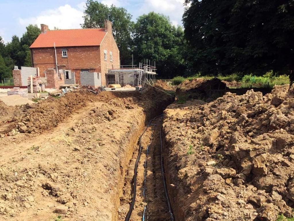 Ground Source Heat Pump Renovation