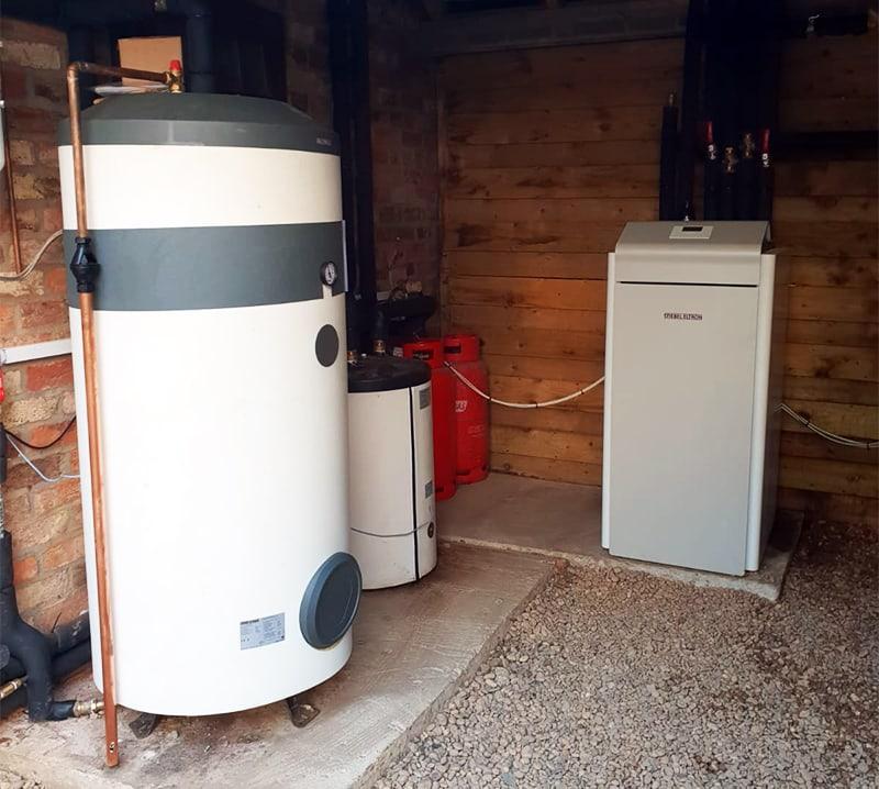 Ground Source Heat Pump Schofield
