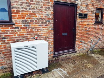 Office Heat Pump