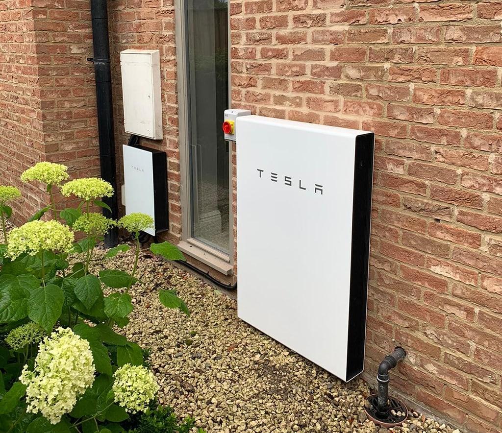 Greenwood Tesla Powerwall Install